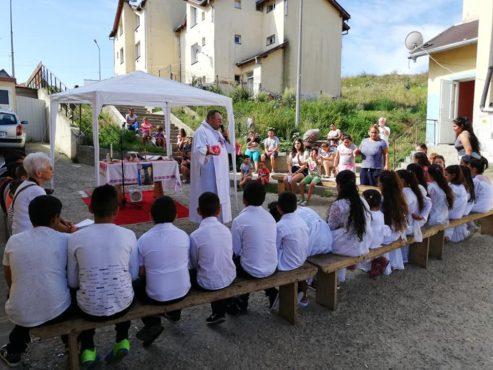 targu-mures:-educatie-religioasa-pentru-copiii-romi-din-valea-rece