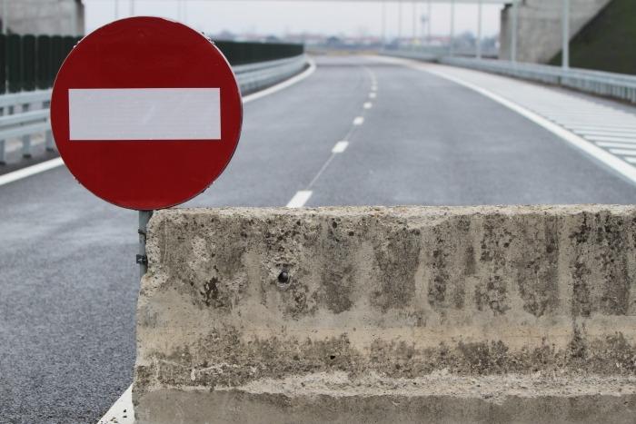 traficul rutier in zona localitatii ucea de jos din judetul brasov inchis pana pe 23 august
