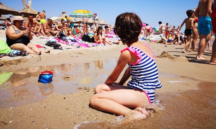 a fost cel mai aglomerat weekend de pe litoralul romanesc al marii negre