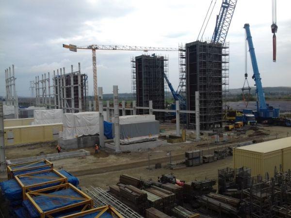 constructia centralei de la iernut este blocata din cauza oug privind majorarea salariilor