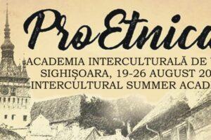 astazi a inceput academia interculturala de vara proetnica de la sighisoara
