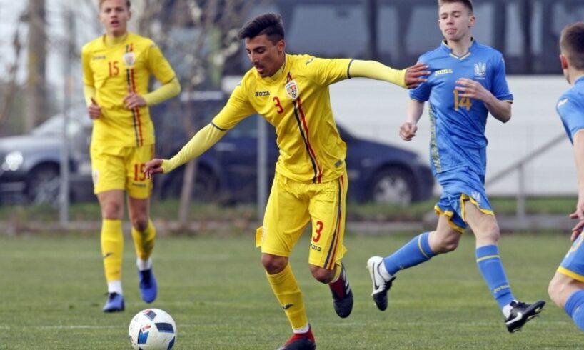 romania cipru fotbal amical u 16