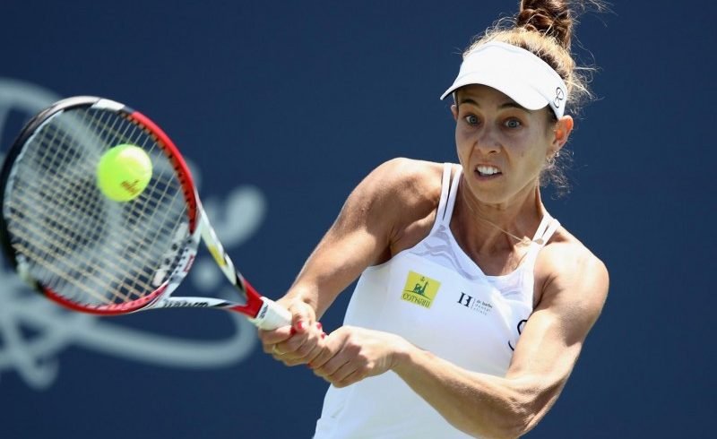 mihaela buzarnescu in optimi la new york