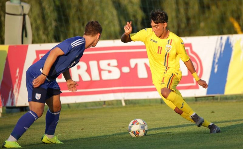 romania cipru 4 1 la fotbal u 16