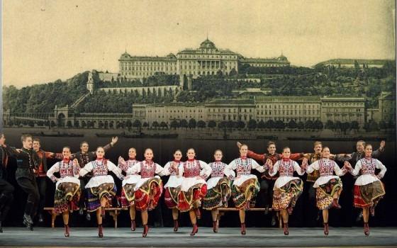 ansamblul national maghiar de dansuri din ungaria va sustine doua concerte la targu mures