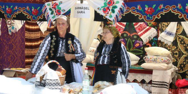 satul romanesc omagiat la zilele sarmasene