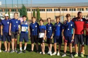 vacanta cu mult fotbal pentru cei mici