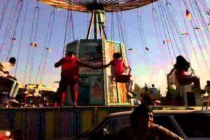 accident la zilele cristestiului unde un carusel s a rupt