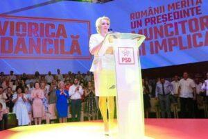 viorica-dancila,-desemnata-candidat-al-psd-la-alegerile-prezidentiale