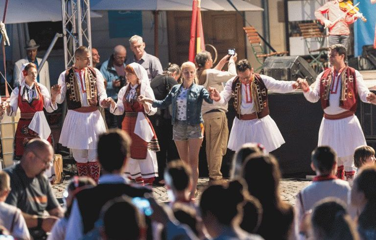 15.000-de-turisti-au-vizitat-sighisoara,-la-festivalul-pro-etnica