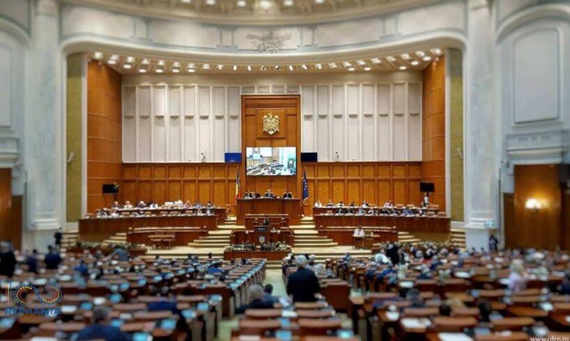 teme aflate pe agenda sesiunii extraordinare a camerei deputatilor