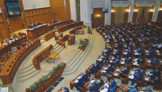 deputatii au respins astazi in sesiunea speciala legea amnistiei si gratierii