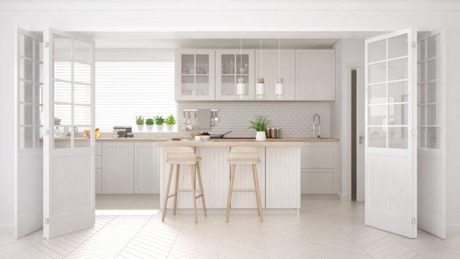 scaune moderne de bucatarie pentru un dining scandinav perfect