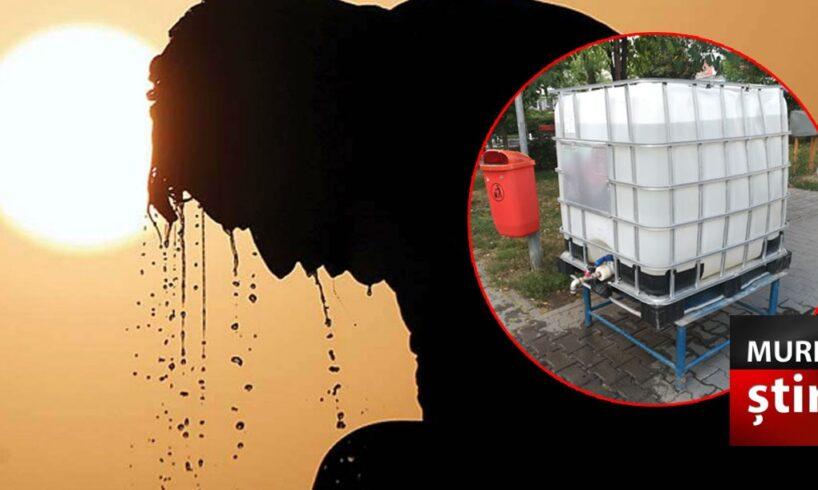 incompetenta zeci de mii de consumatori lasati fara apa in plina canicula