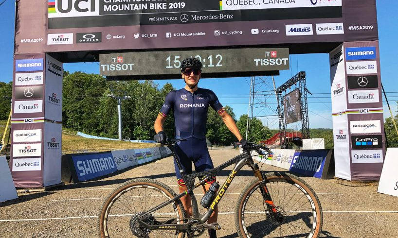 vlad dascalu campion mondial la moutain bike