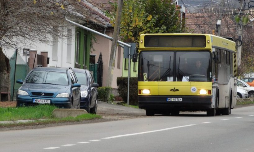 nu asteptati autobuzul