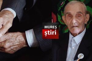 foto.-gheorghe-ioan,-veteranul-de-razboi-muresean,-sarbatorit-la-implinirea-a-100-de-ani-de-viata!