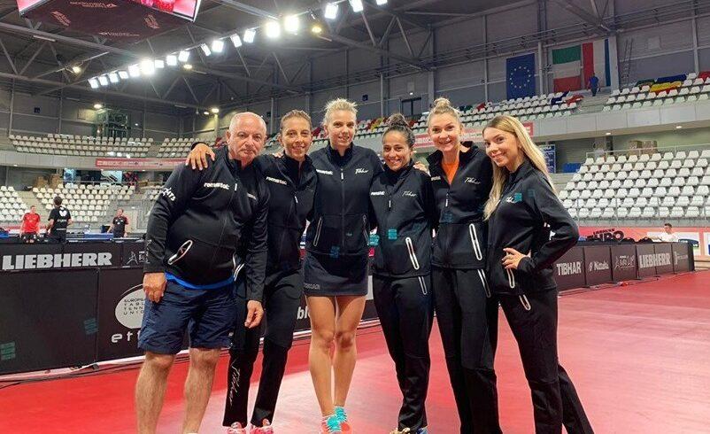 romania o noua victorie la europenele de tenis de masa