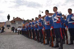 100 de ani de jandarmerie romana la brasov