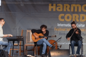 radu valcu quartet 14th harmonia cordis international guitar festival
