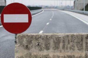 miercuri se inchide autostrada dintre ungheni si iernut