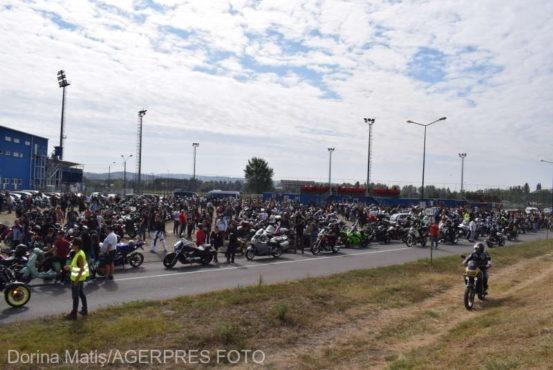 peste 1 500 de motociclisti la parada marisfest pentru legalizarea lane splitting ului in romania