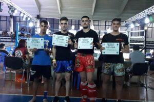 spartanii-mureseni,-pe-podiumul-cupei-mediasului-la-kickboxing