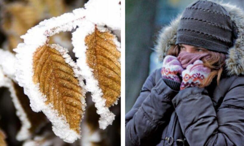 azi cea mai scazuta temperatura a fost de minus 42 grade