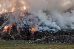 incendiu-la-groapa-de-gunoi-a-municipiului-sighisoara