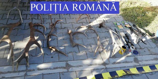 update.-arsenal-militar-gasit-la-patru-mureseni-suspecti-de-braconaj!