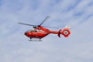 accident in corund o victima adusa cu elicopterul smurd la targu mures