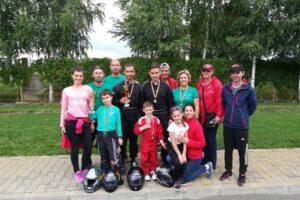 piloti mureseni in cursa pentru titlurile de campioni scolari la karting
