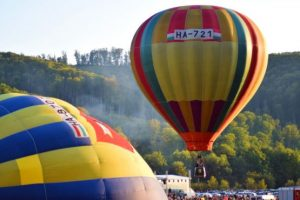 parada baloanelor la campul cetatii in imagini