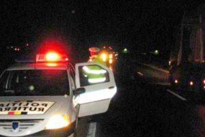 accident provocat de un sofer drogat