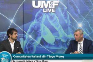 emisiune-despre-comunitatea-italiana-din-targu-mures,-la-umfst-live