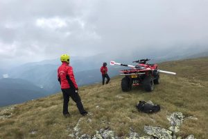 salvamontistii atrag atentia sa nu ne aventuram in munte la peste 2 000 de metri