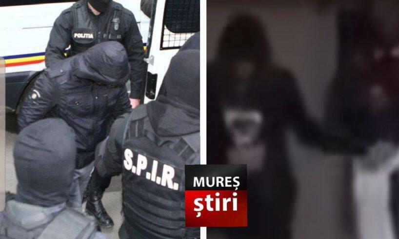 revoltator mama si fiica care obligau minore sa se prostitueze retinute cu ajutorul politistilor mureseni