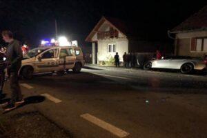 masina-a-politiei-rutiere,-implicata-intr-un-accident-in-mures