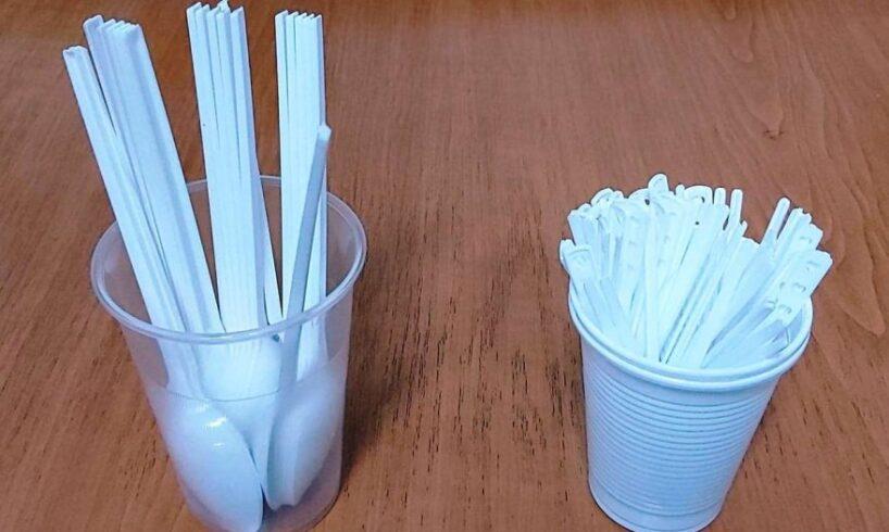paharele farfuriile si tacamurile din plastic interzise la evenimentele publice din sfantu gheorghe