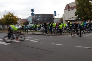 video:-protest-al-biciclistilor-la-targu-mures