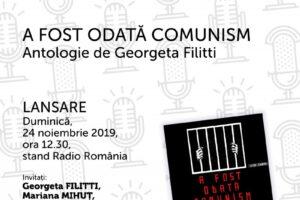 "antologia-""a-fost-odata-comunism""-va-fi-lansata-la-gaudeamus"