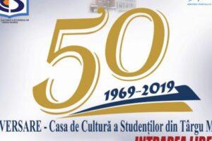 aniversare-pentru-casa-de-cultura-a-studentilor-din-targu-mures
