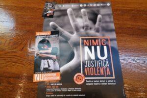 astazi au debutat cele 16 zile de activism impotriva violentei domestice