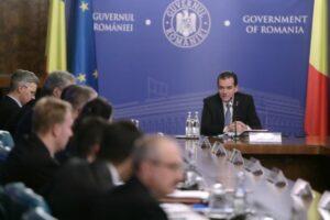 guvernul va pregati un proiect de lege pentru abrogarea mai multor articole din ordonanta 114