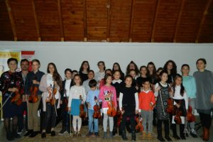 muzica clasica la gradina zoologica din targu mures