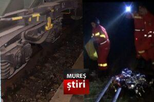 acum un muresean a murit calcat de tren