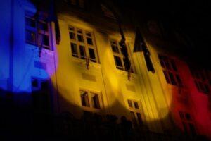 foto spectacol special de ziua nationala a romaniei la umfst targu mures