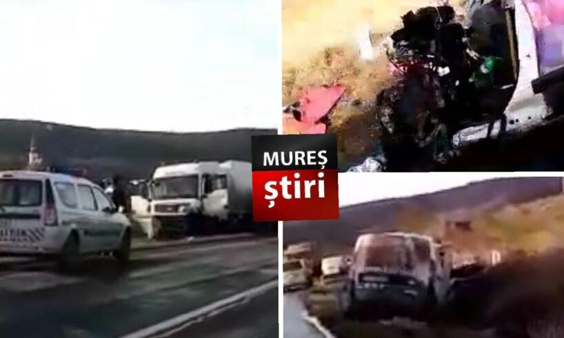 video tanarul muresean si a pierdut viata dupa impactul cu o cisterna astazi pe dn13 rip