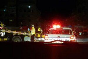 accident cu trei raniti in cartierul tudor