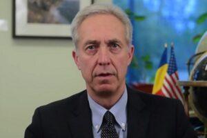 ambasadorul-statelor-unite-in-romania,-hans-klemm,-si-a-incheiat-mandatul